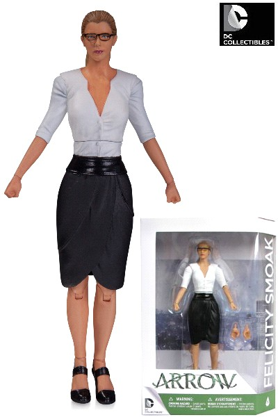 DC Collectibles Arrow TV Series Felicity Smoak Action Figure