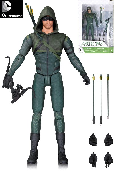 DC Collectibles Arrow TV Series Season 3 Arrow Action Figure