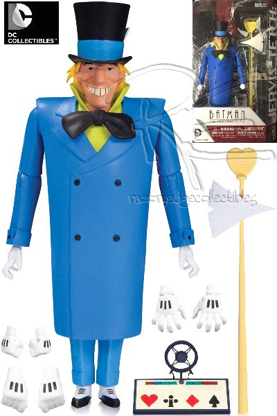 DC Comics Batman Animated Series Mad Hatter Action Figure