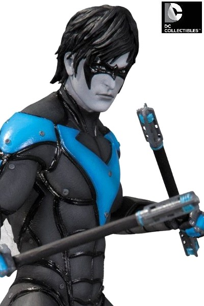 DC Collectibles Batman Arkham City Nightwing Statue