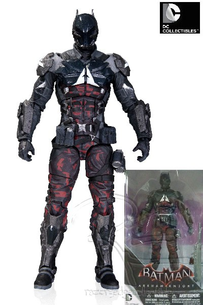 DC Comics Batman Arkham Knight The Arkham Knight Action Figure
