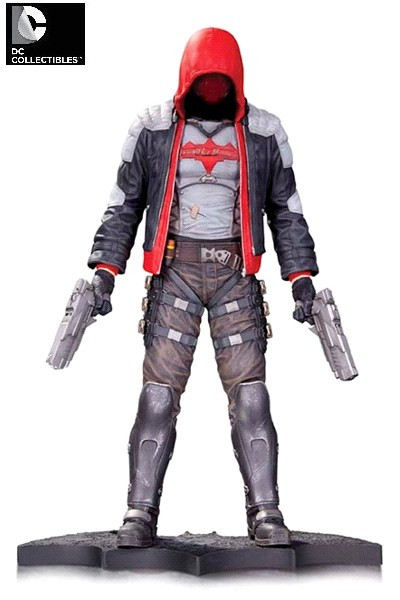 Preorder DC Collectibles Batman Arkham Knight Red Hood Statue