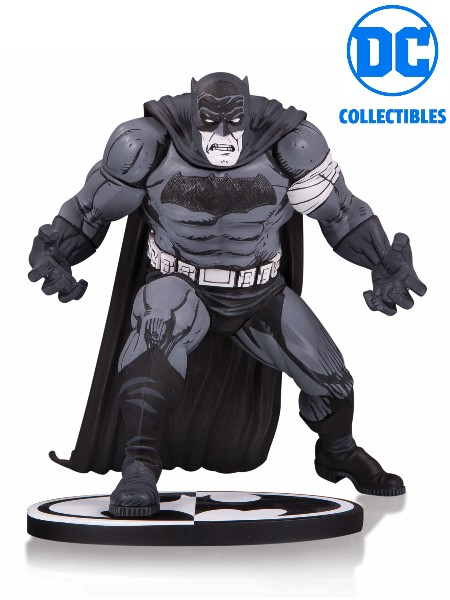 DC Collectibles Batman Black & White by Klaus Janson Statue
