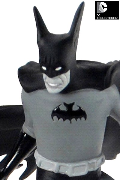 DC Collectibles Batman Black & White by Tony Millionaire Statue