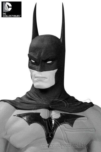 Preorder DC Batman Black and White Statue by Michael Turner
