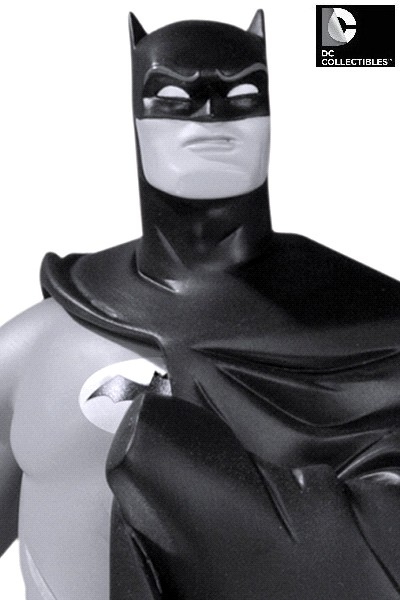 DC Collectibles Batman Black and White by Darwyn Cooke V2 Statue
