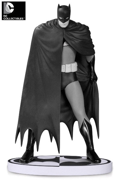 DC Collectibles Batman Black & White Dave Mazzucchelli Statue V2