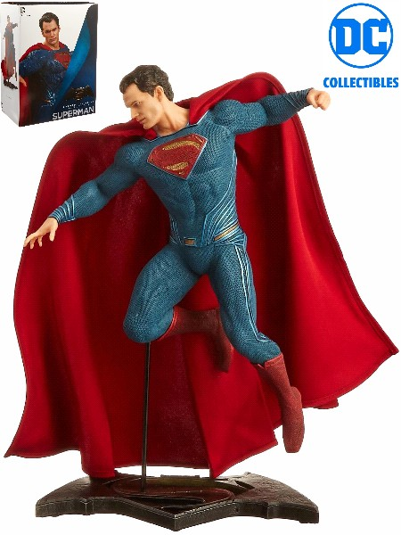 DC Batman vs Superman Dawn of Justice Superman Statue