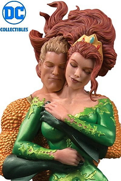 DC Collectibles DC Designer Series Aquaman and Mera Statue