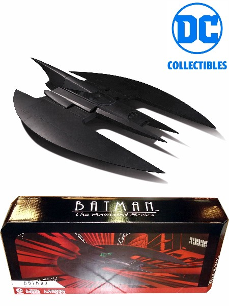 DC Batman The Animated Series 3 Feet Long Batwing Vehicle