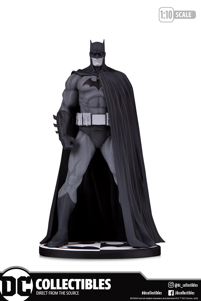 DC Collectibles Batman Black and White by Jim Lee V3 Statue
