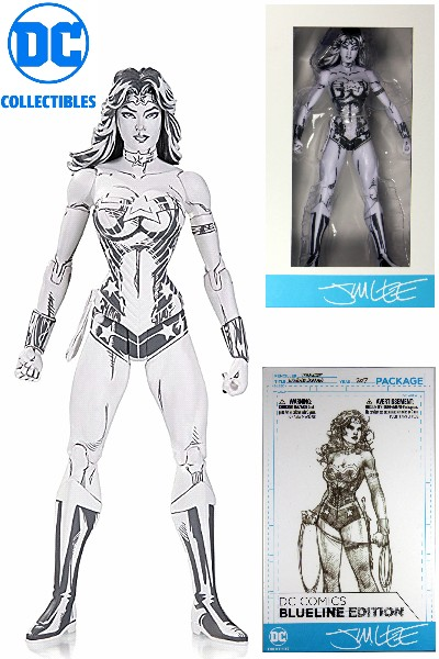 DC Collectibles Blueline Edition Jim Lee Wonder Woman Figure