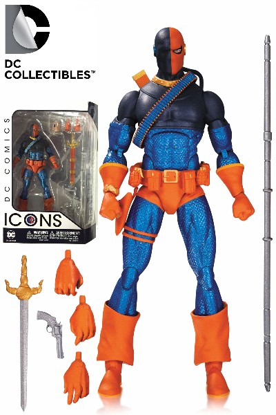 DC Collectibles DC Comics Icons Deathstroke Action Figure