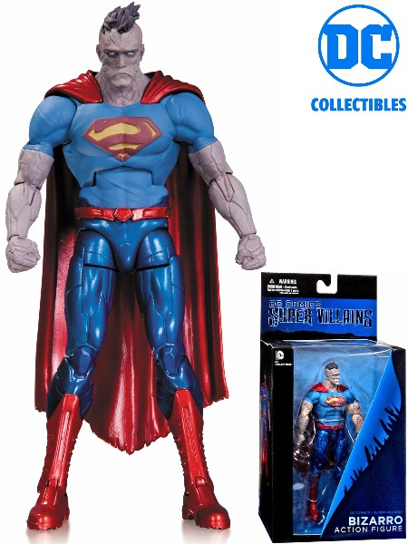 DC Collectibles DC Comics Super Villains Bizarro Action Figure