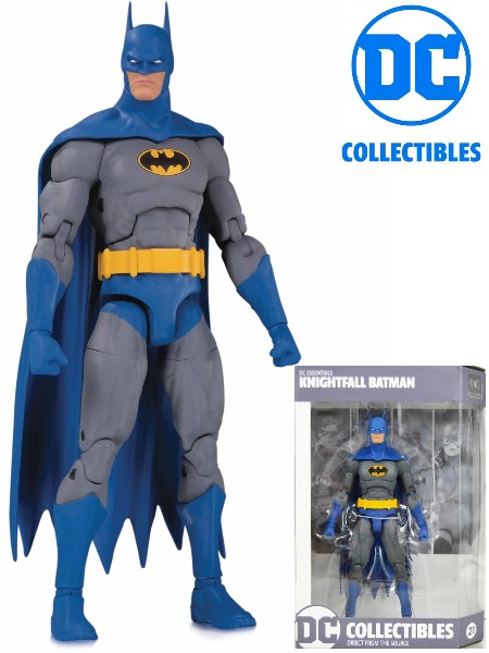DC Collectibles DC Essentials Knightfall Batman Action Figure