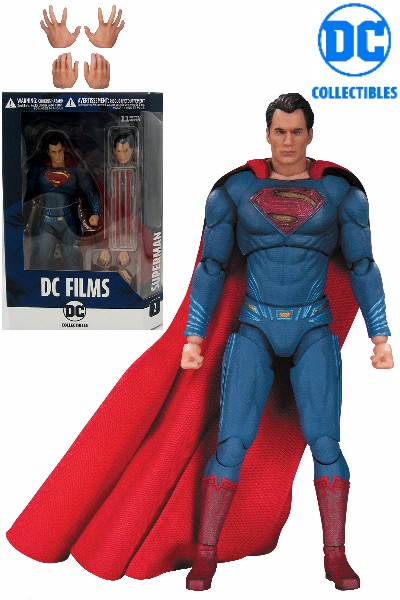 DC Collectibles DC Films Dawn of Justice Superman Action Figure