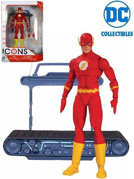 DC Collectibles The Flash Chain Lightning Action Figure