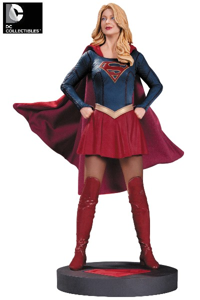 DC Collectibles Supergirl TV Series Supergirl Statue