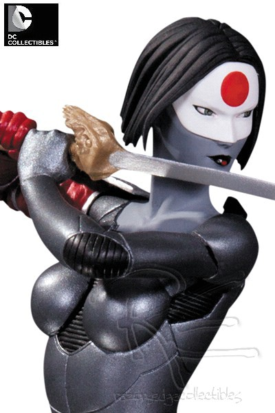 DC Collectibles DC Comics Cover Girls Katana Statue