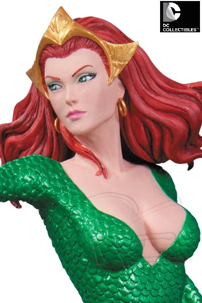 DC Collectibles DC Comics Cover Girls Mera Statue
