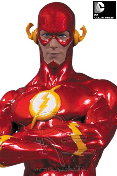 DC Collectibles DC Comics Icons The Flash Statue