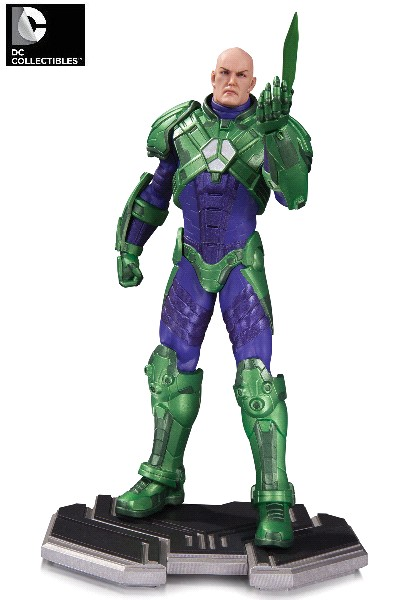 DC Collectibles DC Comics Icons Lex Luthor Statue