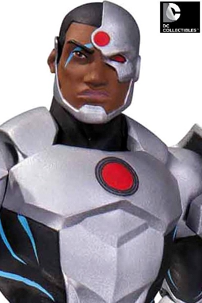 DC Collectibles Justice League War Cyborg Action Figure ...