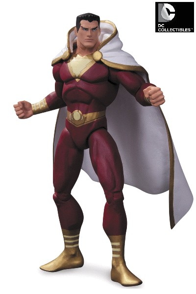 DC Collectibles Justice League War Shazam Action Figure