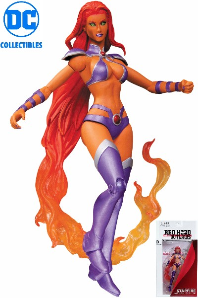 DC Collectibles DC Comics New 52 Starfire Action Figure