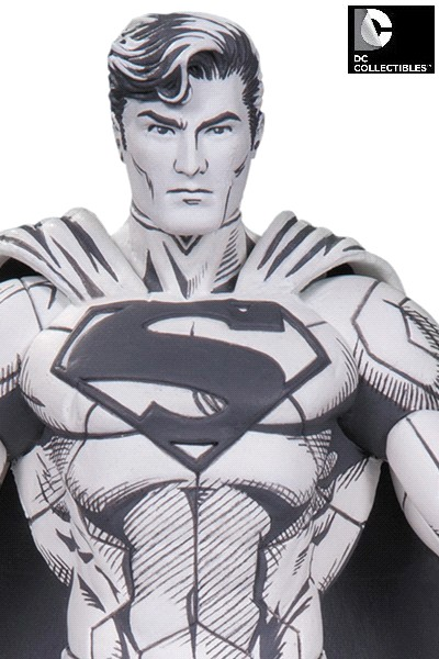 DC Collectibles Blueline Edition Jim Lee Superman Figure