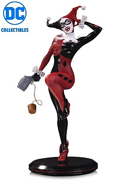 DC Collectibles Cover Girls Harley Quinn by Joelle Jones Statue