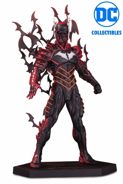 DC Collectibles Dark Knights Metal Batman The Red Death Statue