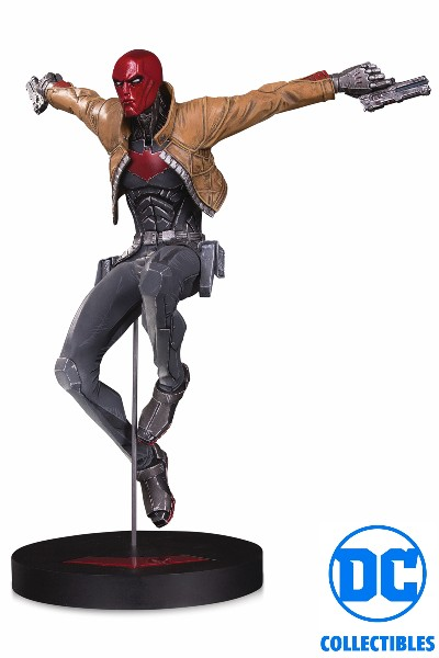 DC Collectibles Designer Series Red Hood Statue Kenneth Rocafort