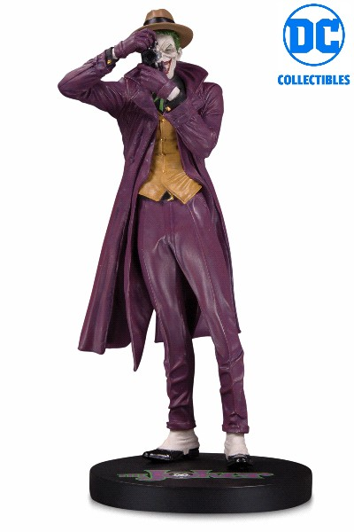 DC Collectibles DC Comics Designer Series The Joker Mini Statue
