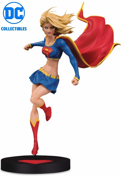 DC Collectibles Designer Series Supergirl Michael Turner Statue