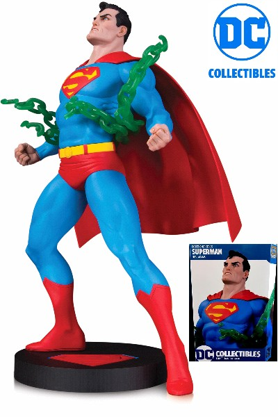 DC Collectibles DC Designer Series Superman by Neal Adams Statue