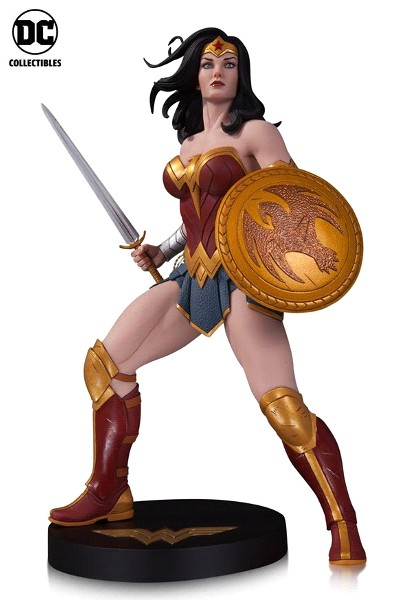 DC Collectibles DC Designer Series Frank Cho Wonder Woman Statue