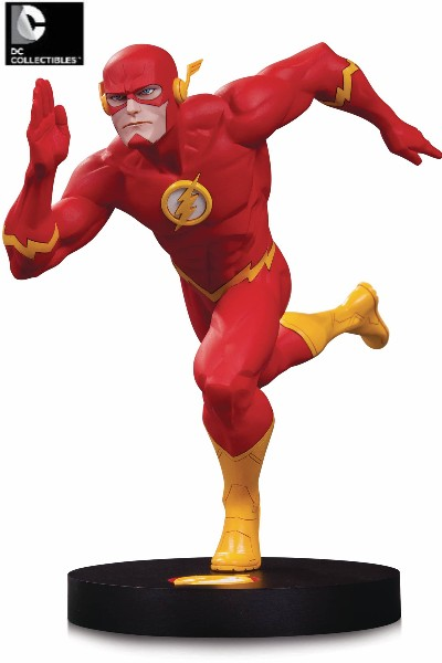 DC Collectibles Designer Series The Flash Francis Manapul Statue