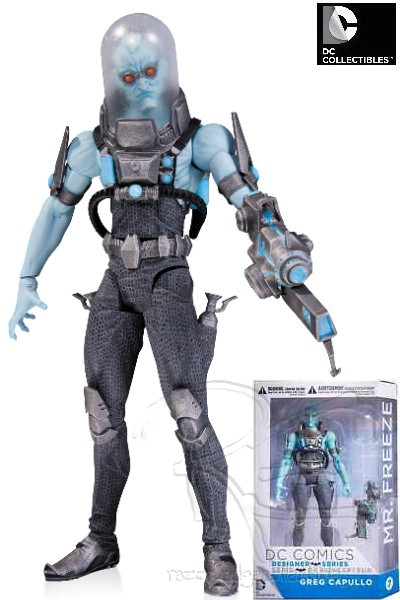 DC Comics Designer Series Wave 2 Mr Freeze Action Figure