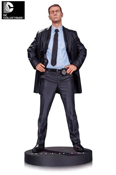 Preorder DC Collectibles Gotham TV Series James Gordon Statue