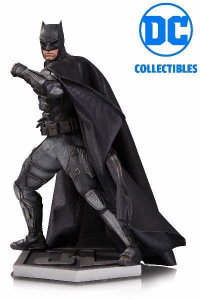 DC Collectibles Justice League Movie Tactical Suit Batman Statue