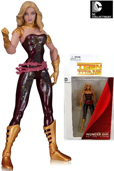 DC Comics The New 52 Teen Titans Wonder Girl Action Figure