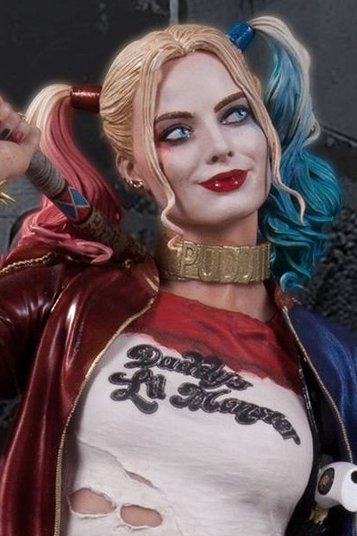 DC Collectibles Suicide Squad Harley Quinn 12 Inch Statue