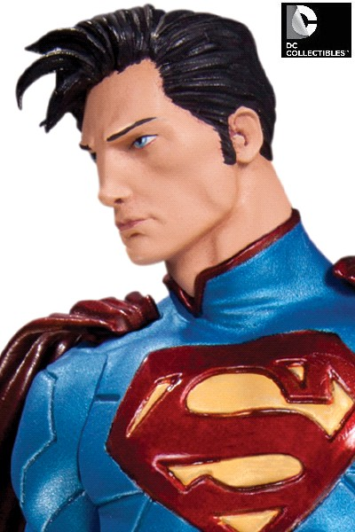 DC Collectibles Superman Man of Steel Statue by John Romita Jr