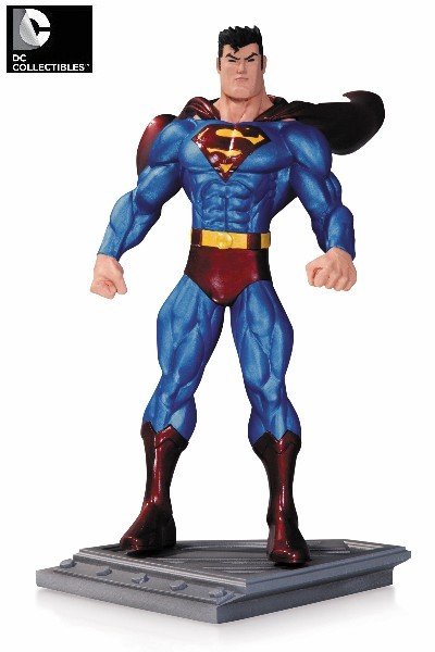 DC Collectibles Superman Man of Steel Statue by Ed McGuinnes