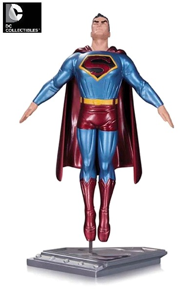 Preorder DC Superman Man of Steel by Darwyn Cooke Statue