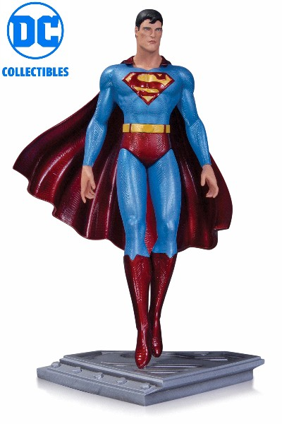 DC Collectibles Superman Man of Steel Statue by Moebius