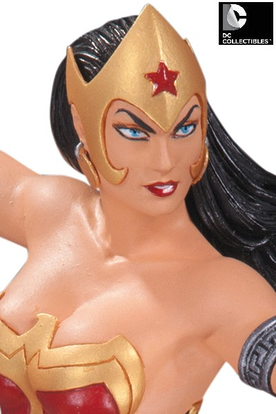 DC Collectibles Wonder Woman Art of War Statue by Garcia Lopez