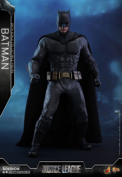 Preorder Hot Toys DC Justice League Batman Sixth Scale Figure