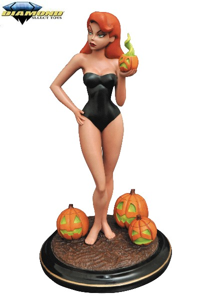 Diamond Select Toys DC Batman Animated Series Poison Ivy Statue